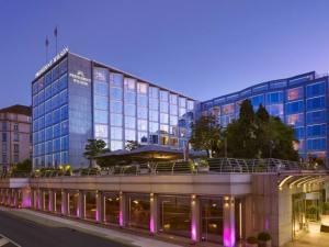 افضل فنادق جنيف في سويسرا