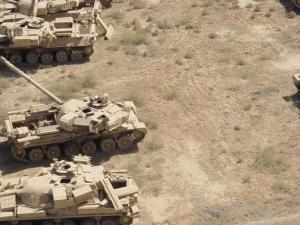 الجيوش العربية المشاركة في حرب الخليج