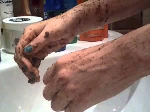 طريقة استخدام الصابون المغربي للجسم