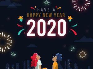 رسائل حب بمناسبة العام الجديد 2020