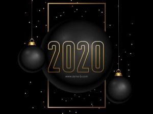 رسائل مكتوبة للسنة الجديدة 2020
