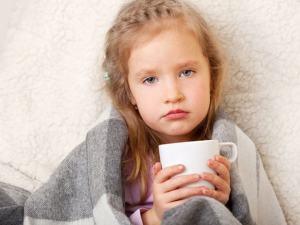 علاج الزكام الشديد عند الاطفال