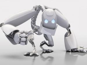 كيف تصنع روبوت في المنزل