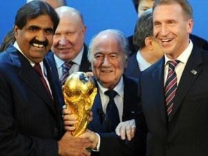 حقيقة خبر سحب كاس العالم من قطر