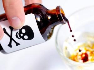 الاسباب المؤدية الى استخدام السموم القاتلة