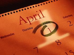 كلام جميل عن شهر ابريل