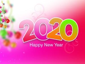 اجمل بوستات التهاني بمناسبة العام الجديد 2020