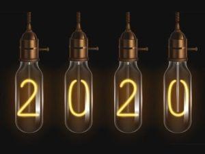 صور مكتوب عليها hapy new year 2020