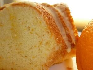 طريقة تحضير كيكة البرتقال بالصور