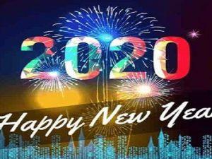 عبارات تهنئة براس السنة الميلادية الجديدة 2020