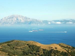 عرض مضيق جبل طارق