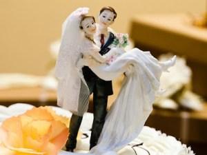 صور زواج مكتوب عليها