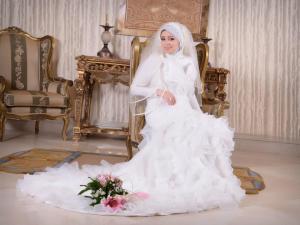 نصائح لاختيار فستان الزفاف