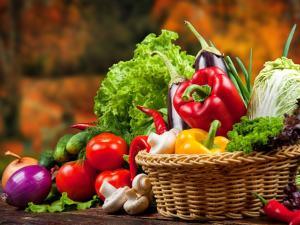 فوائد الخضار والفواكه للجسم المثالي