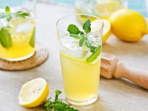 اهم فوائد مشروب الليمون بالنعناع