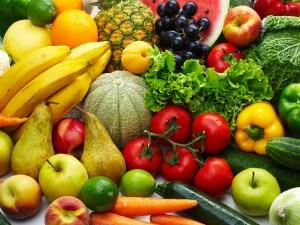 معلومات مفيدة عن الفواكه والخضروات