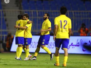 فوزير يقود النصر للفوز الثاني على حساب الشباب
