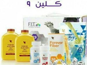 كلين 9 المنتج الأكثر فاعلية فى إنقاص الوزن على مستوى العالم