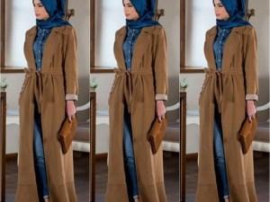 كولكشن ملابس محجبات تركية 2018