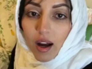 معلومات عن المبتعثة ملاك الحسيني ام سافانا