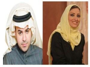 من هي زوجة المذيع علي العلياني