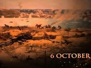 موضوع تعبير عن حرب 6 أكتوبر مختصر