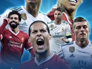 موعد مباراة ريال مدريد وليفربول في نهائي دوري الأبطال 2018