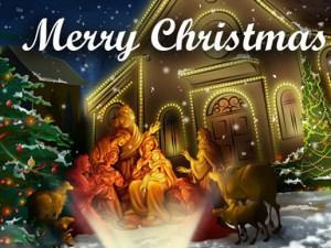 رسائل انجليزية عن عيد الميلاد المجيد