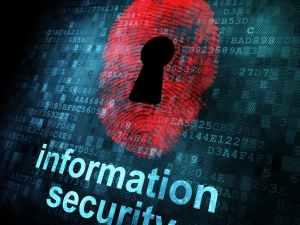 بحث عن امن المعلومات وطرق الحماية