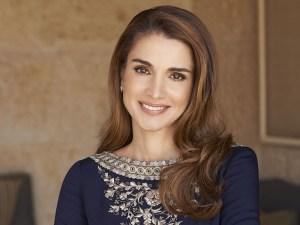 صور الملكة رانيا العبد الله