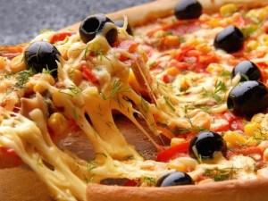طريقه عمل البيتزا الشهيه