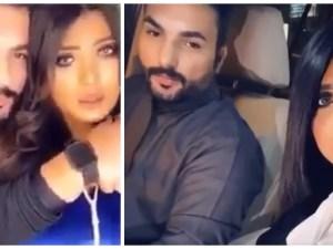 من هي سارة الكندري وزوجها العنزي