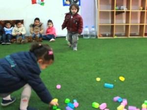 افكار مسابقات للاطفال في البيت