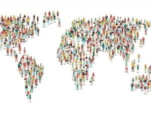 كم عدد سكان الارض 2020