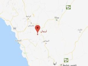 اين تقع محافظة ثريبان