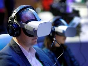 افضل انواع نظارات الواقع الافتراضي في السعودية