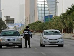 متى الحظر الكلي في السعودية 1441