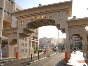 تسجيل دخول بوابة جامعة ام القرى
