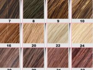 طريقة مزج الألوان لصبغ الشعر