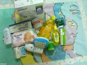 قائمة اغراض المولود الجديد من الصيدليه
