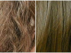 كيف اخلي شعري ناعم بدون كيماويات