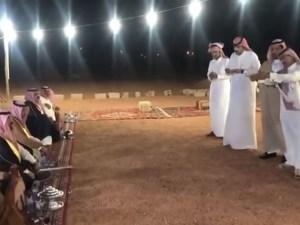 لحظة تنازل أبناء عقيل الشمري عن قاتل أخيهم بعد وصية والدهم