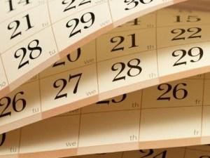 ما هو عدد الاشهر التي تحتوي على 28 يوم