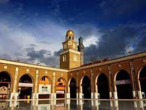 المسجد الذي استشهد فيه علي بن ابي طالب