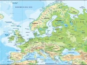 لماذا سميت اوروبا بالسيدة العجوز