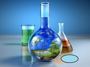 فرع الكيمياء الذي يستقصي تحلل مواد التغليف في البيئة