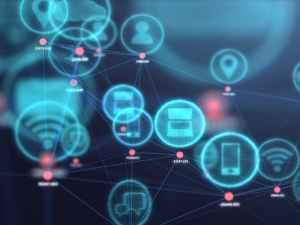 يتم تحديد موقع الجهاز على شبكة الانترنت من محولات الشبكة بمعرفة