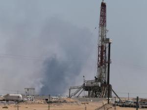 تم اكتشاف النفط بكميات تجارية عام
