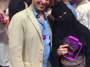 سبب طلاق زارا البلوشي من زوجها