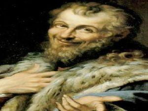اعتقد ديمقريطس أن الذرات صلبة ومتجانسة ولايمكن تجزئتها
